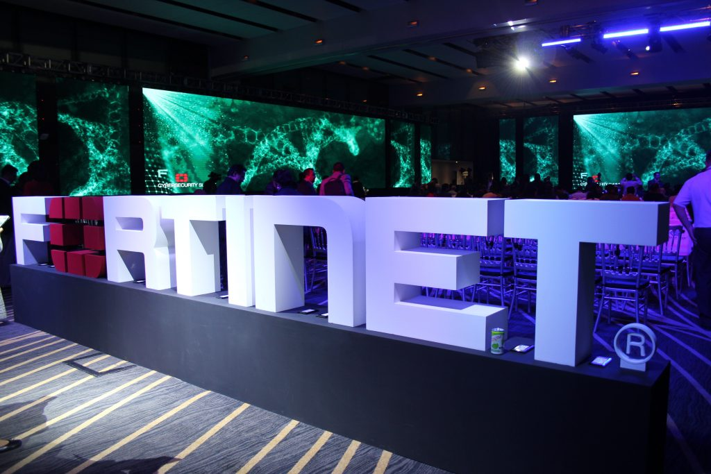 """Fortinet Cybersecurity Summit"" 2019"