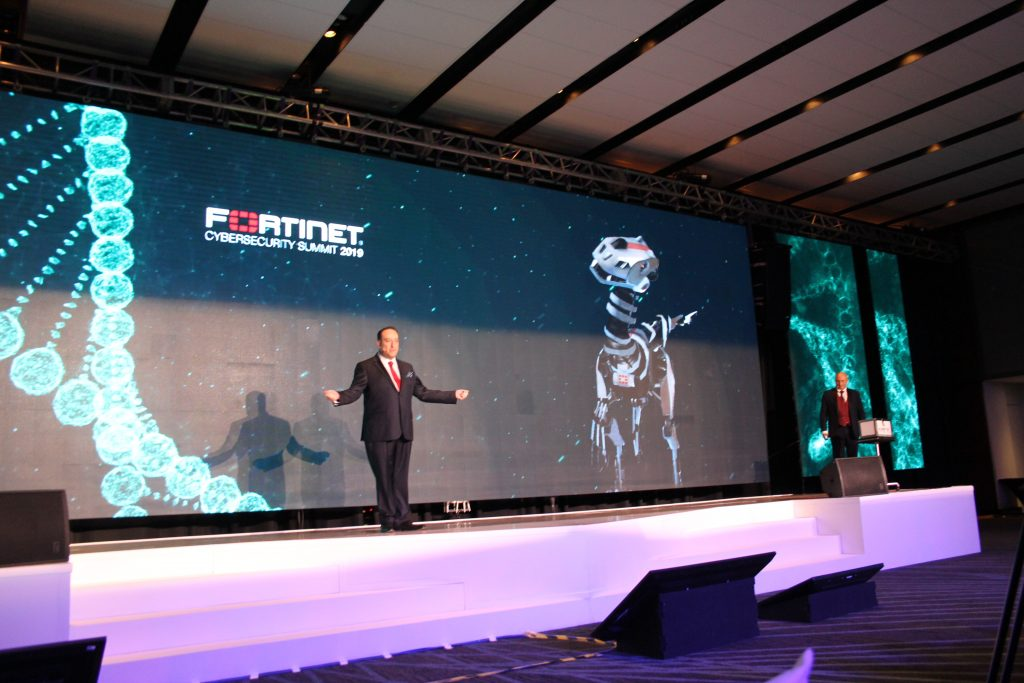 """""""Fortinet Cybersecurity Summit"""" 2019"""