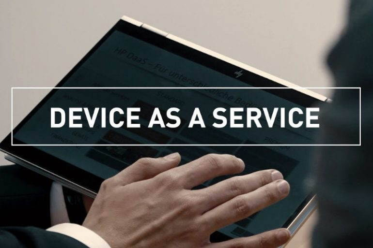 Device As A Service