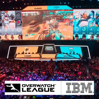 IBM y Overwatch League