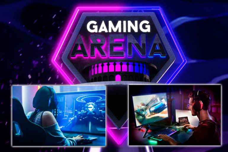 Intel Gaming Arena