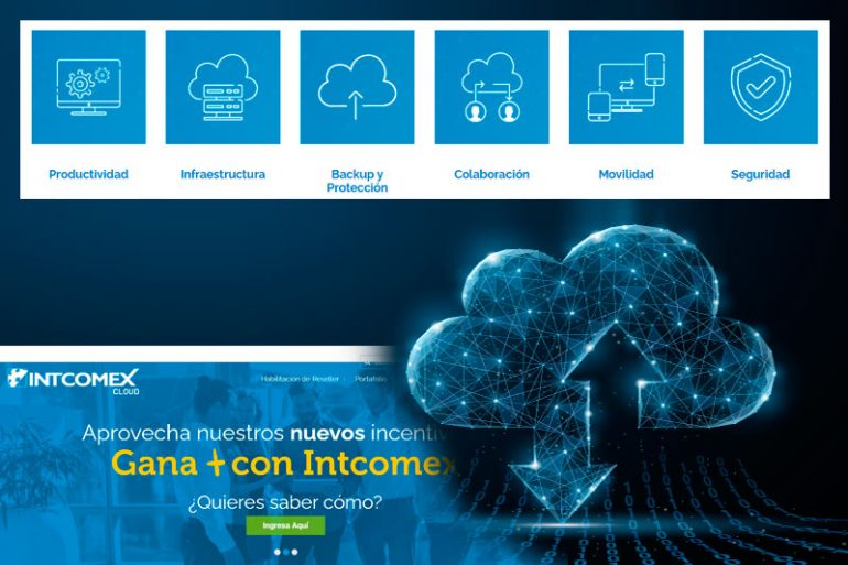 Intcomex Cloud