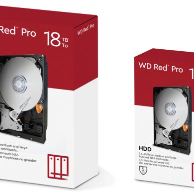 Western Digital Red Pro