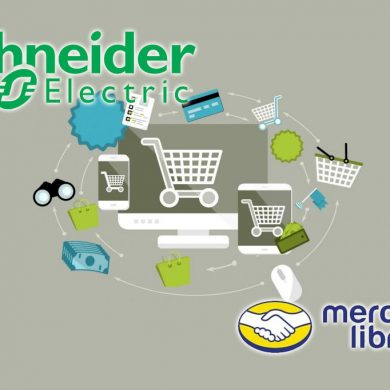 Schneider Electric, Mercado Libre